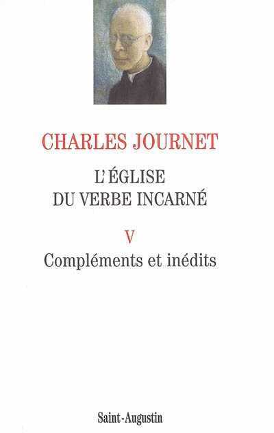 EGLISE DU VERBE INCARNE VOLUME 5